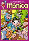 Cover for Almanaque da Mônica (Panini Brasil, 2007 series) #2