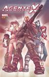 Cover for Agente X (Panini Brasil, 2004 series)
