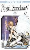Cover for Angel Sanctuary (Panini Brasil, 2005 series) #2