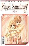 Cover for Angel Sanctuary (Panini Brasil, 2005 series) #5