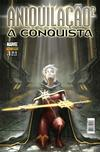 Cover for Aniquilação²: A Conquista (Panini Brasil, 2008 series) #1