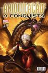 Cover for Aniquilação²: A Conquista (Panini Brasil, 2008 series) #2