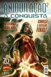 Cover for Aniquilação²: A Conquista (Panini Brasil, 2008 series) #5