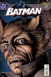 Cover for Batman (Panini Brasil, 2002 series) #21