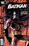 Cover for Batman (Panini Brasil, 2002 series) #38