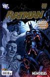 Cover for Batman (Panini Brasil, 2002 series) #50