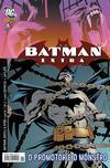Cover for Batman Extra (Panini Brasil, 2007 series) #6