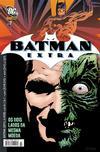 Cover for Batman Extra (Panini Brasil, 2007 series) #7