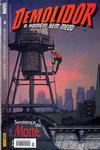Cover for Demolidor (Panini Brasil, 2004 series) #3