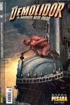 Cover for Demolidor (Panini Brasil, 2004 series) #10