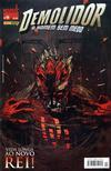 Cover for Demolidor (Panini Brasil, 2004 series) #14