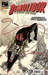 Cover for Demolidor (Panini Brasil, 2004 series) #24