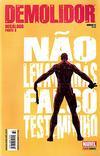 Cover for Demolidor (Panini Brasil, 2004 series) #32