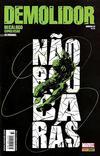 Cover for Demolidor (Panini Brasil, 2004 series) #33