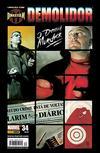 Cover for Demolidor (Panini Brasil, 2004 series) #34