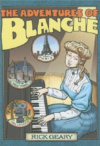 Cover Thumbnail for The Adventures of Blanche (Dark Horse, 2009 series)