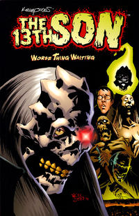 Cover Thumbnail for The 13th Son: Worse Thing Waiting (Dark Horse, 2007 series)