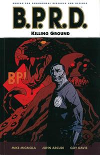 Cover Thumbnail for B.P.R.D. (Dark Horse, 2003 series) #8 - Killing Ground