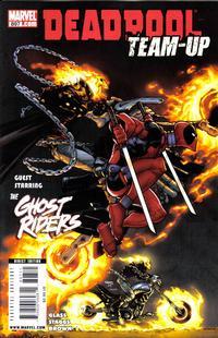 Cover Thumbnail for Deadpool Team-Up (Marvel, 2009 series) #897