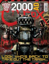 Cover Thumbnail for 2000 AD (Rebellion, 2001 series) #1667