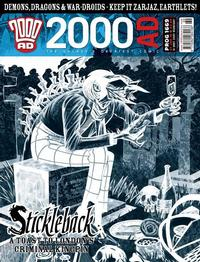 Cover Thumbnail for 2000 AD (Rebellion, 2001 series) #1669