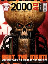 Cover Thumbnail for 2000 AD (Rebellion, 2001 series) #1670