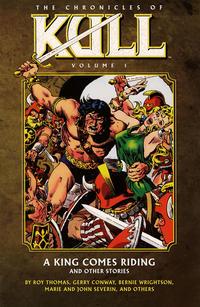 Cover Thumbnail for The Chronicles of Kull (Dark Horse, 2009 series) #1