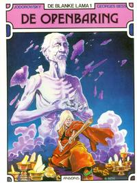 Cover Thumbnail for De blanke lama (Arboris, 1989 series) #1 - De openbaring