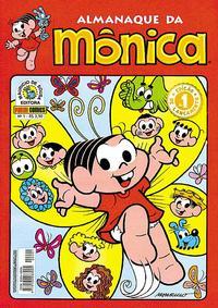 Cover Thumbnail for Almanaque da Mônica (Panini Brasil, 2007 series) #1