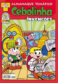 Cover for Almanaque Temático (Panini Brasil, 2007 series) #2 - Cebolinha:  Invenções