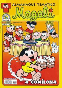 Cover Thumbnail for Almanaque Temático (Panini Brasil, 2007 series) #4 - Magali:  A Comilona