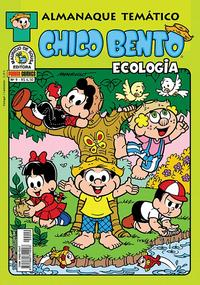 Cover Thumbnail for Almanaque Temático (Panini Brasil, 2007 series) #9 - Chico Bento: Ecologia