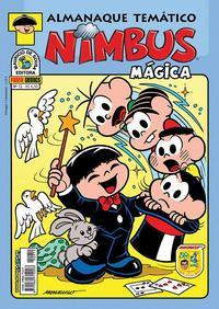 Cover Thumbnail for Almanaque Temático (Panini Brasil, 2007 series) #12 - Nimbus: Mágica