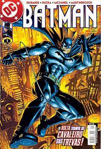Cover Thumbnail for Batman (Panini Brasil, 2002 series) #1
