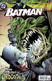 Cover Thumbnail for Batman (Panini Brasil, 2002 series) #11
