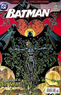 Cover Thumbnail for Batman (Panini Brasil, 2002 series) #12