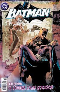 Cover Thumbnail for Batman (Panini Brasil, 2002 series) #14