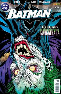 Cover Thumbnail for Batman (Panini Brasil, 2002 series) #15