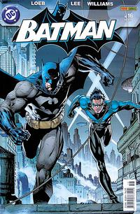 Cover Thumbnail for Batman (Panini Brasil, 2002 series) #16