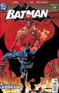 Cover Thumbnail for Batman (Panini Brasil, 2002 series) #19