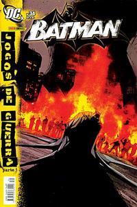 Cover Thumbnail for Batman (Panini Brasil, 2002 series) #34