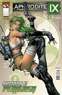 Cover Thumbnail for Aphrodite IX (Panini Brasil, 2007 series)