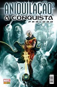 Cover Thumbnail for Aniquilação²: A Conquista - Prólogo (Panini Brasil, 2008 series)