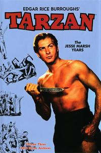 Cover Thumbnail for Edgar Rice Burroughs' Tarzan: The Jesse Marsh Years (Dark Horse, 2009 series) #3