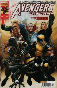 Cover Thumbnail for Avengers Unconquered (Panini UK, 2009 series) #15