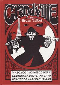 Cover Thumbnail for Grandville (Dark Horse, 2009 series)