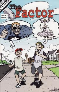 Cover Thumbnail for The Factor (About Comics, 1998 series) #2