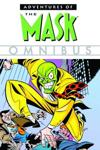 Cover for Adventures of the Mask Omnibus (Dark Horse, 2009 series)