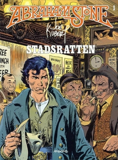 Cover for Abraham Stone (Arboris, 1991 series) #1 - Stadsratten