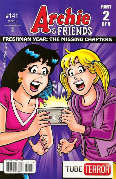 Cover for Archie & Friends (Archie, 1992 series) #141